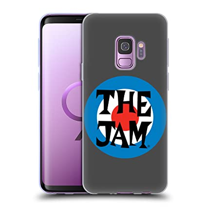 low cost 0f06e c04bf Amazon.com: Official The Jam Target Logo Key Art Soft Gel Case for ...