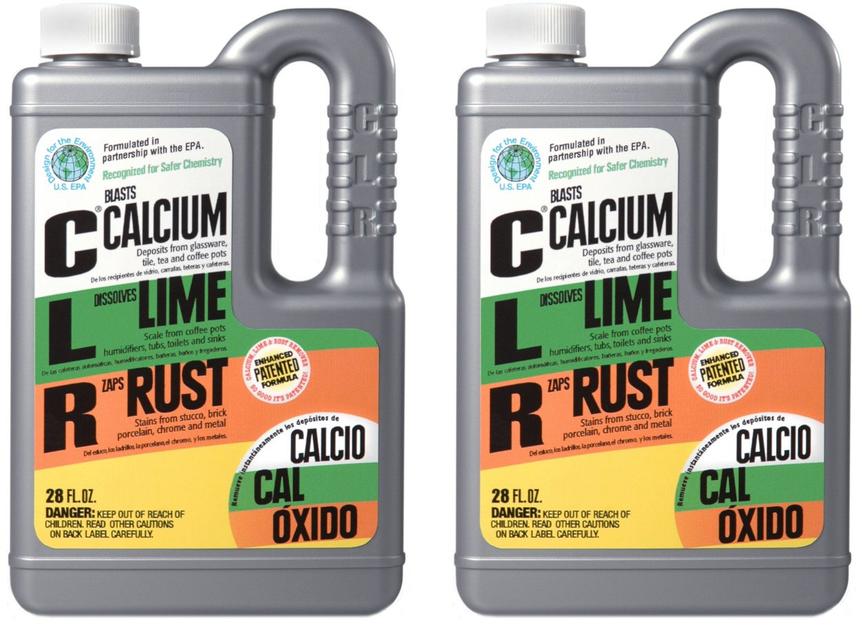 Calcium, Lime, and Rust Remover - 2 Pack by Jelmar