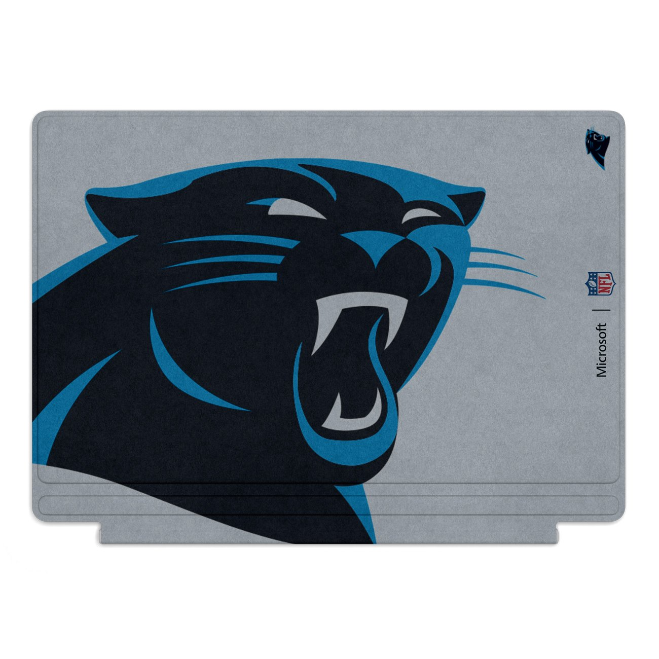 Microsoft Surface Pro 4 Special Edition NFL Type Cover (Carolina Panthers)