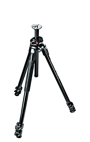 Manfrotto MT290DUA3US Dual Aluminum 3-Section Tripod
