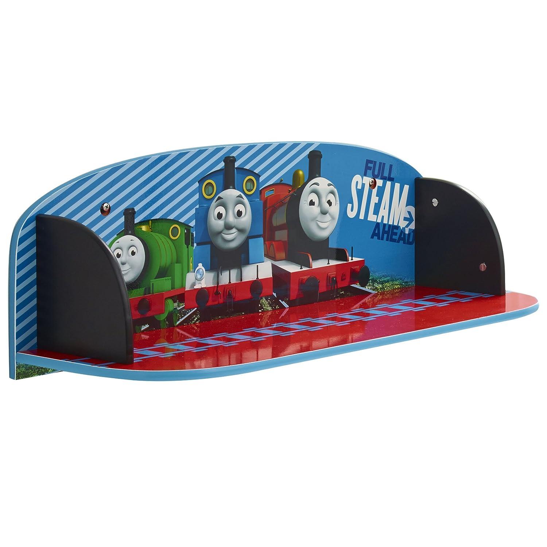 Thomas the Tank Engine Kids Bedroom Book Shelf by HelloHome Worlds Apart 512TMM01E