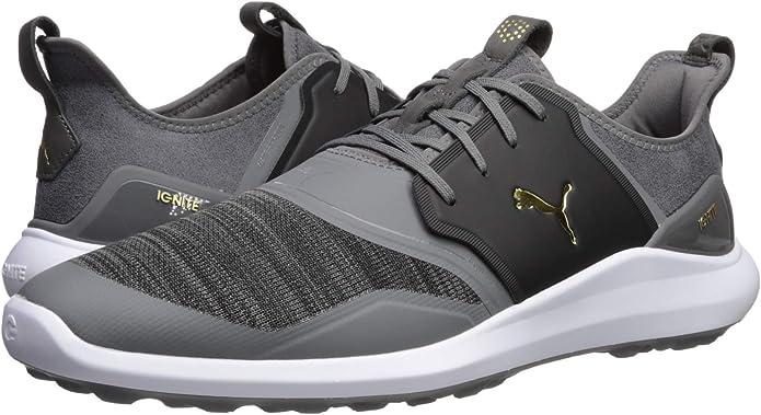 Puma Golf Men's Ignite Nxt Lace Golf Shoe Quiet Shade Team