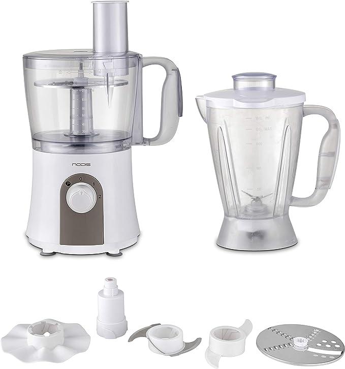 Nodis ND-Frully 600 - Robot de cocina: Amazon.es: Hogar