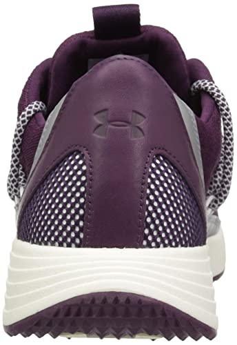 Under Armour UA W Breathe Lace, Scarpe da Fitness Donna, Rosso (Merlot 500), 39 EU