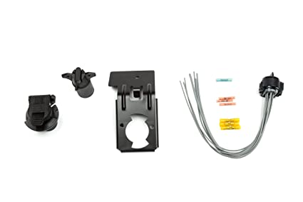 Tremendous Amazon Com Gm Accessories 12498307 Trailer Wiring Harness Adapter Wiring Cloud Pimpapsuggs Outletorg