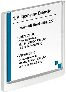 Durable Click Sign - Soporte de letreros (149 x 148,5 mm)