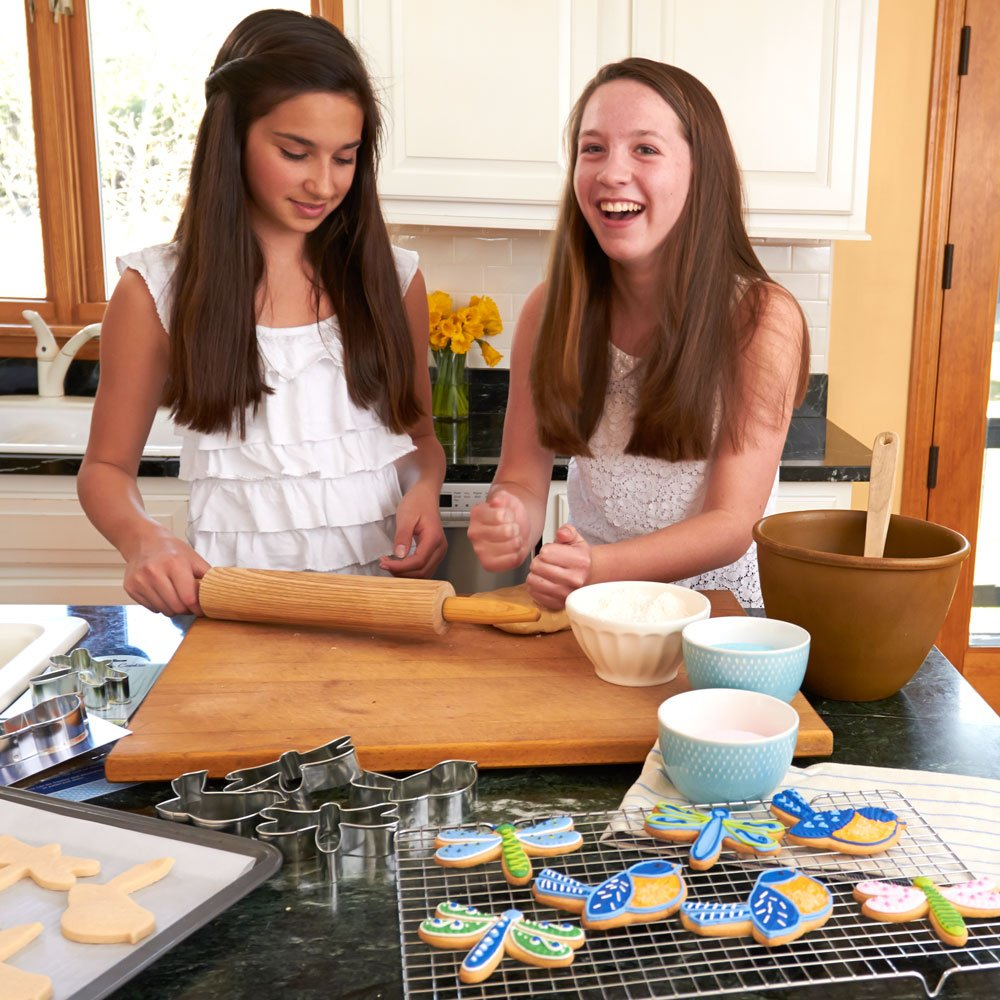 Ann Clark Cookie Cutters Bird Cookie Cutter 4.1 With Recipe Card