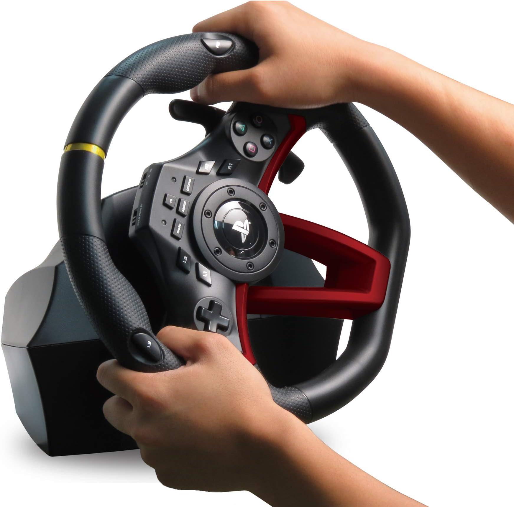 ORI Wireless Racing Wheel Apex for PS4