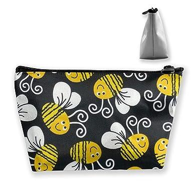 Amazon.com: Bumblebee - Bolsa organizadora de maquillaje con ...