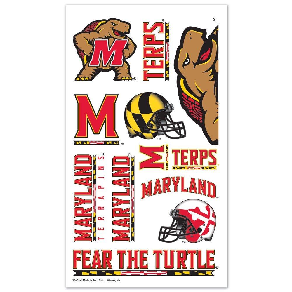 University Of Maryland Tattoos Wincraft 14261021