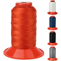 Générique Longueur de 500 Mètres Couture de Fil en Nylon Solide pour Sac à Dos Tente
