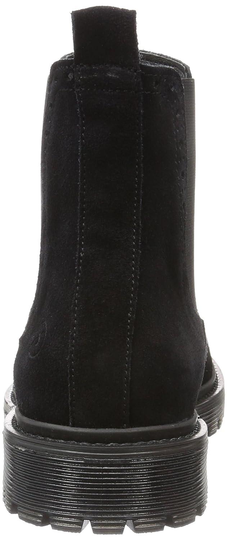 Bronx Damen Brifka Chunkyx Chelsea Boots: .de: Schuhe