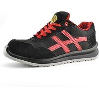 Zapatos de Seguridad Deportivos Ultra-Ligeros - SAFETOE 7329