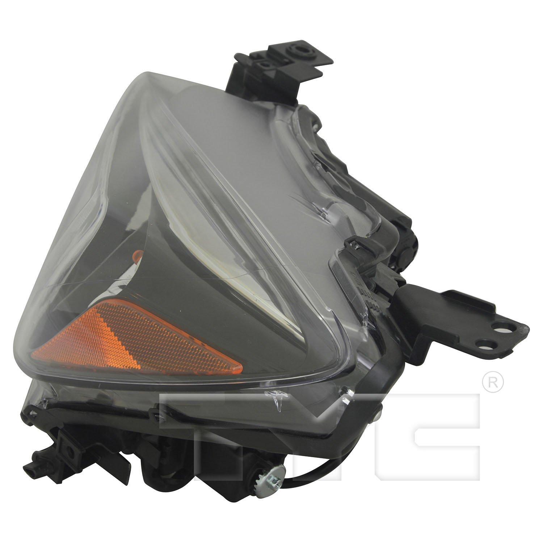 TYC 20-9744-00-1 Replacement Left Head Lamp