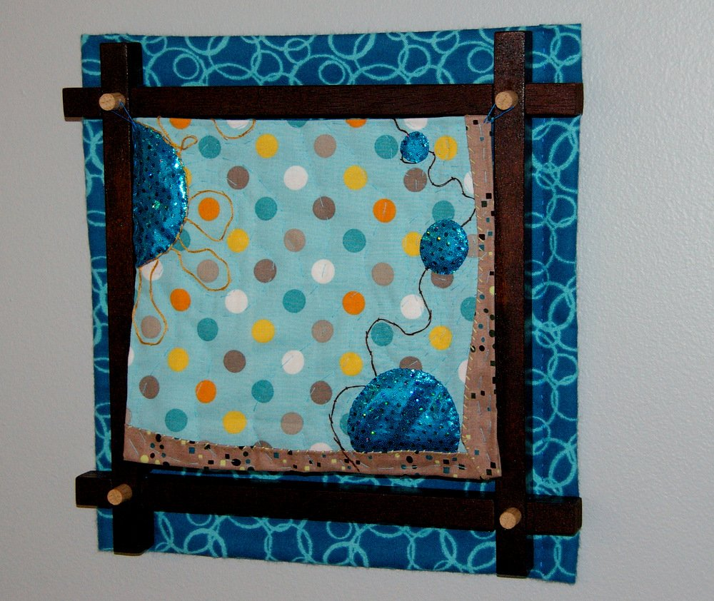 Everyday Balloons Quilt by Puffball Designs (Image #2)