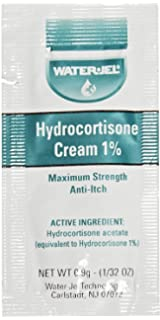 Amazon com: Hydrocortisone Packets, Packet, 1g, PK25: Home