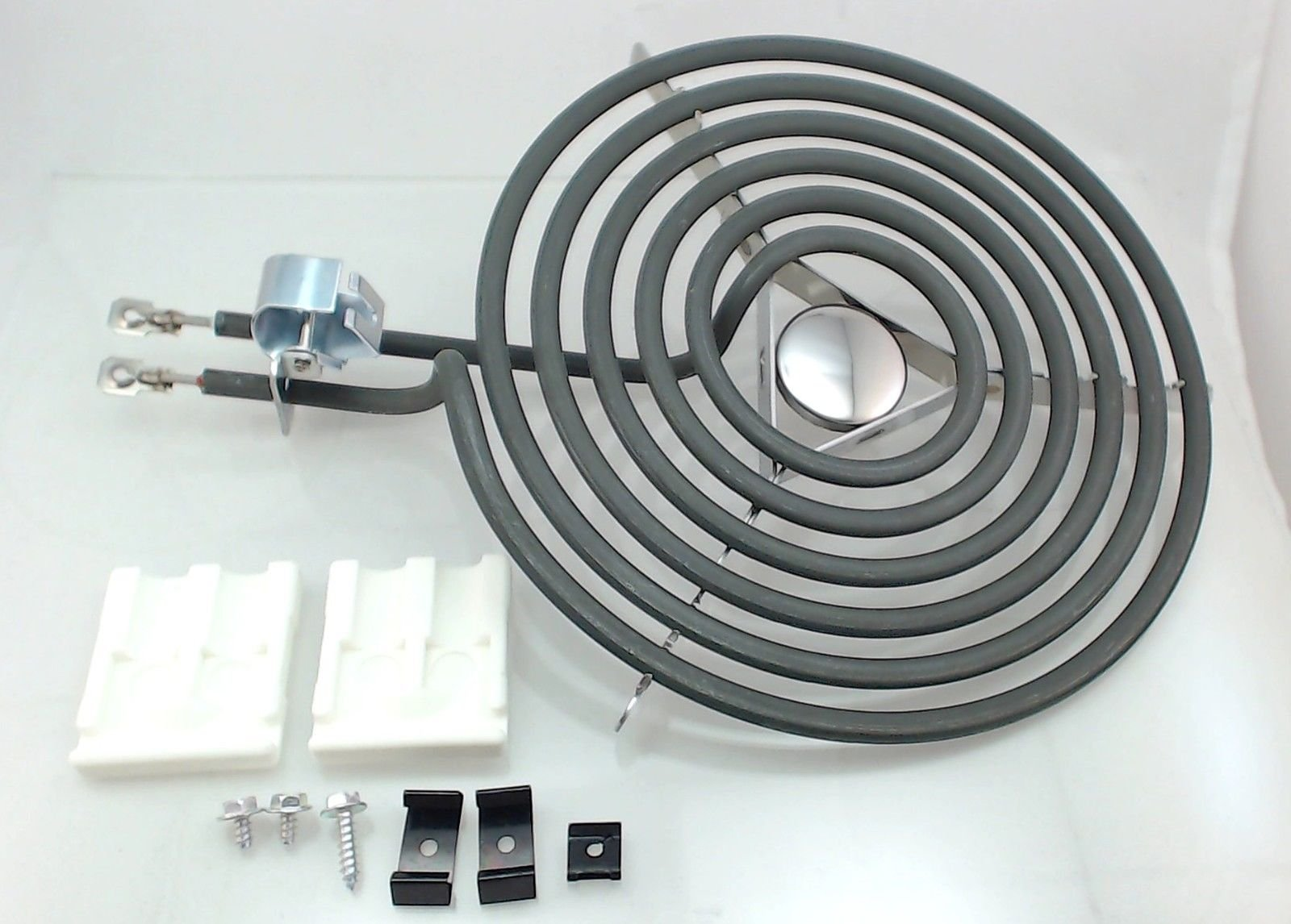 Replacement Top Surface Burner, 8'', for General Electric, Hotpoint, WB30X348
