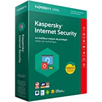 Kaspersky Internet Security 2018   1 Poste   1 An   PC/Mac/Android/iOS   Téléchargement