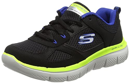 7a62e23f345e Skechers Boys  Flex Advantage 2.0 Trainers  Amazon.co.uk  Shoes   Bags
