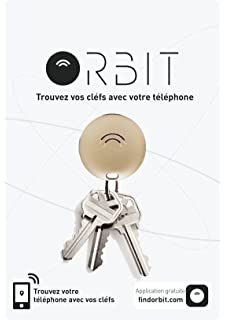 Amazoncom Orbit Find Your Keys Find Your Phone And Take A - Orbit tracker