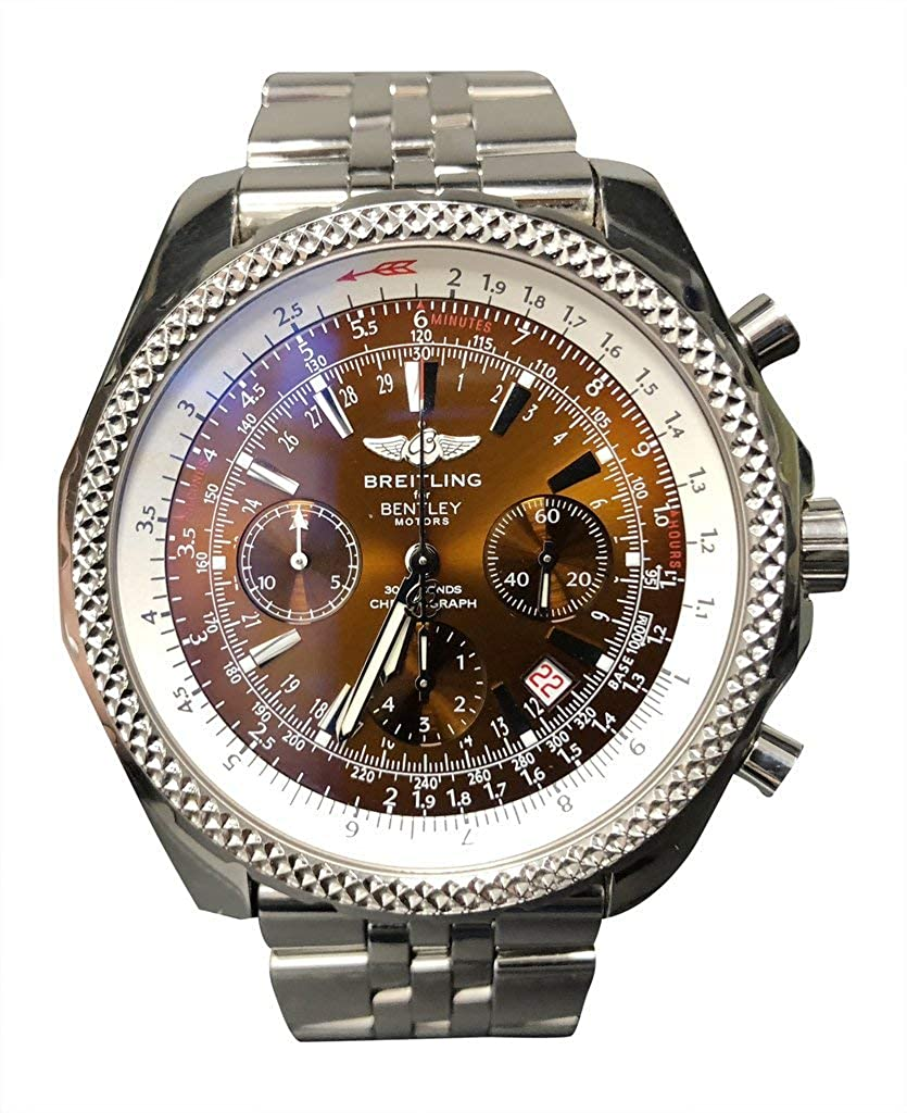 Breitling For Bentley >> Amazon Com Breitling For Bentley Motors 48mm Stainless