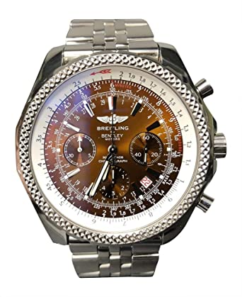 f1325f0beb67 Image Unavailable. Image not available for. Color  Breitling for Bentley  Motors 48MM Stainless Steel A25362 - Certified Pre-Owned