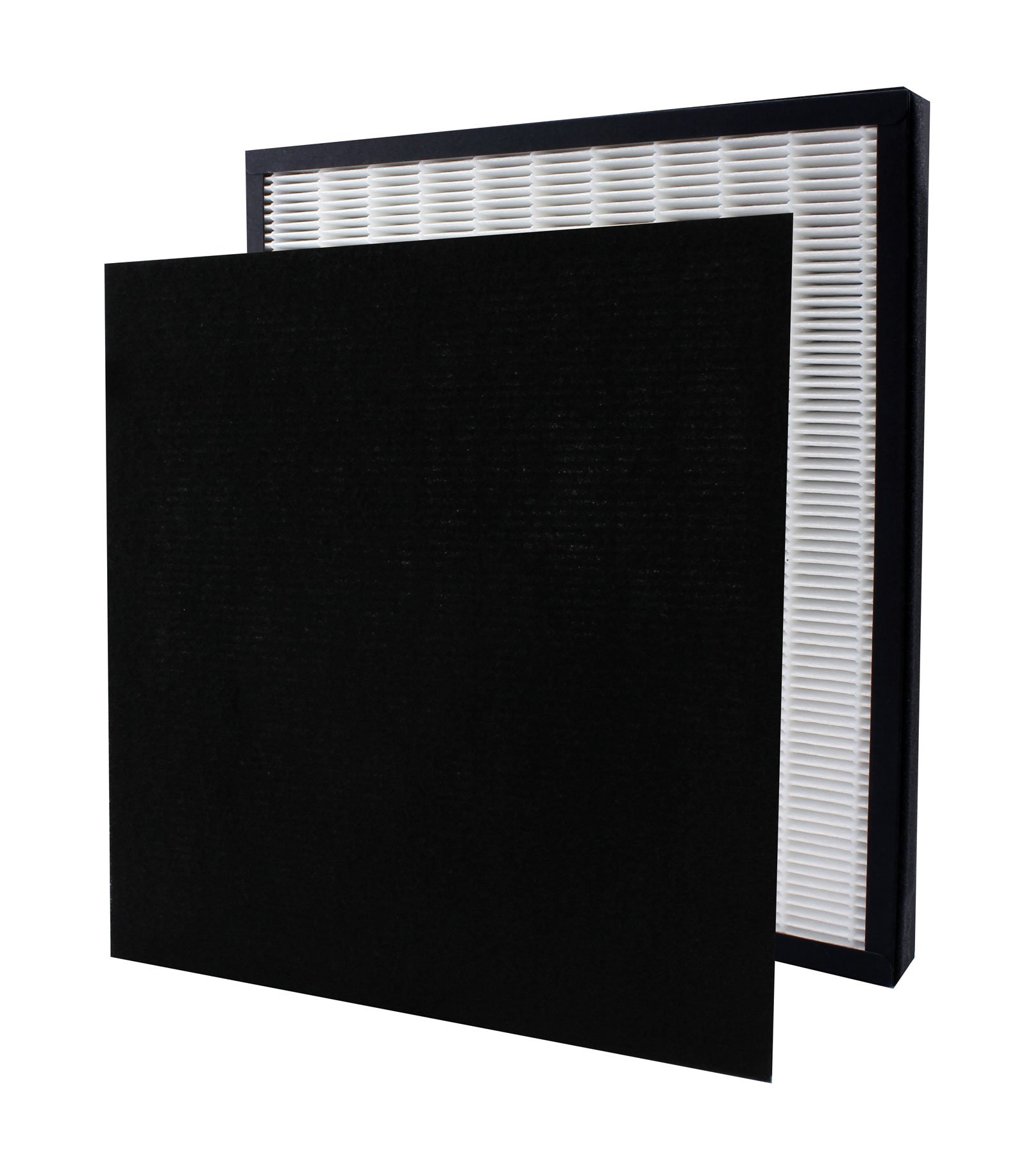 True Hepa Replacement Filter with Activated Carbon Prefilter - Compatible with InvisiClean Aura Air Purifier IC-5018