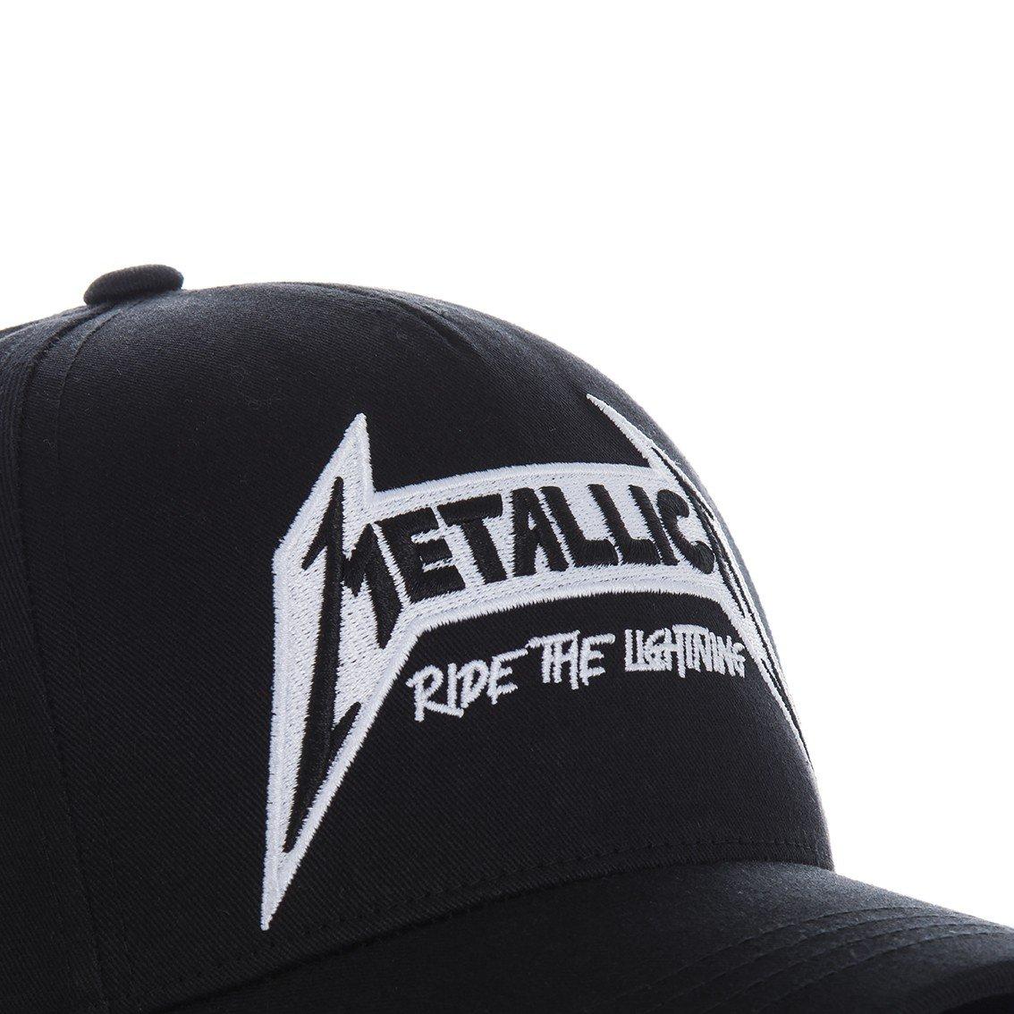Von Dutch Casquette Metallica Ride The Lightning Mixte