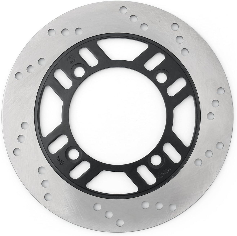 Areyourshop Rotor de disque de frein arri/ère pour Kawasa-ki ZXR400 L1-L9 J1//J2 H1//H2 ZX-4 ZR550 ZZR600