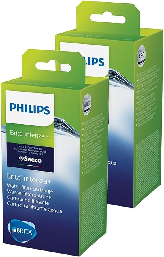 ca6702//00 8,34 €//1stk 5 X Filtro Acqua Compatibile con SAECO Brita Intenza