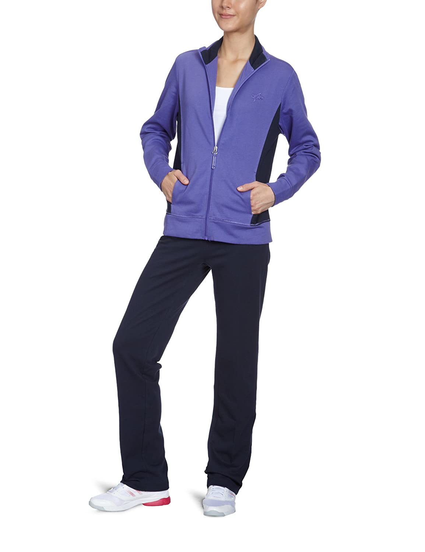 Lotto Sport - Chándal para Mujer, tamaño M, Color Dewberry/Azul ...