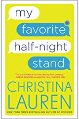 My Favorite Half-Night Stand Paperback