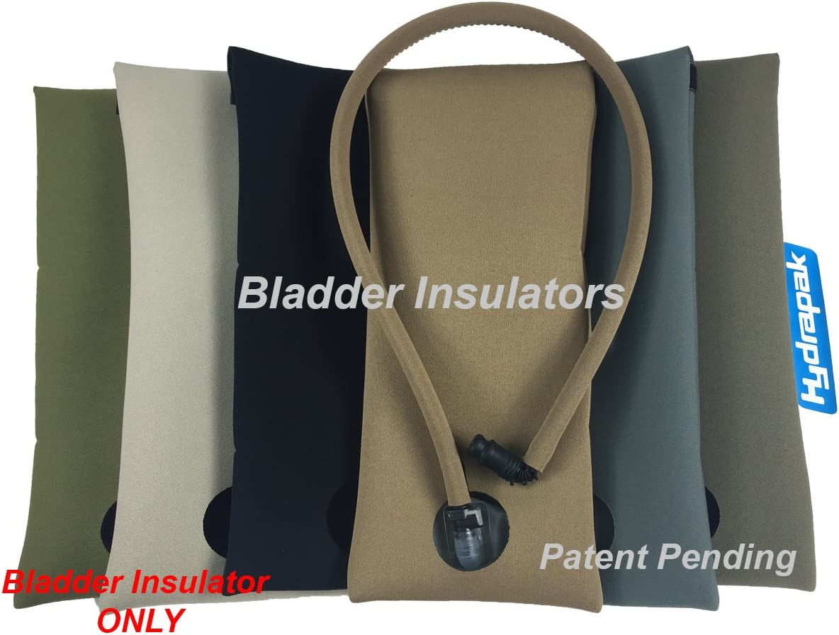 Hydration Tube Covers Bladder Insulators are Compatible with Hydrapak Water Bladder Reservoir