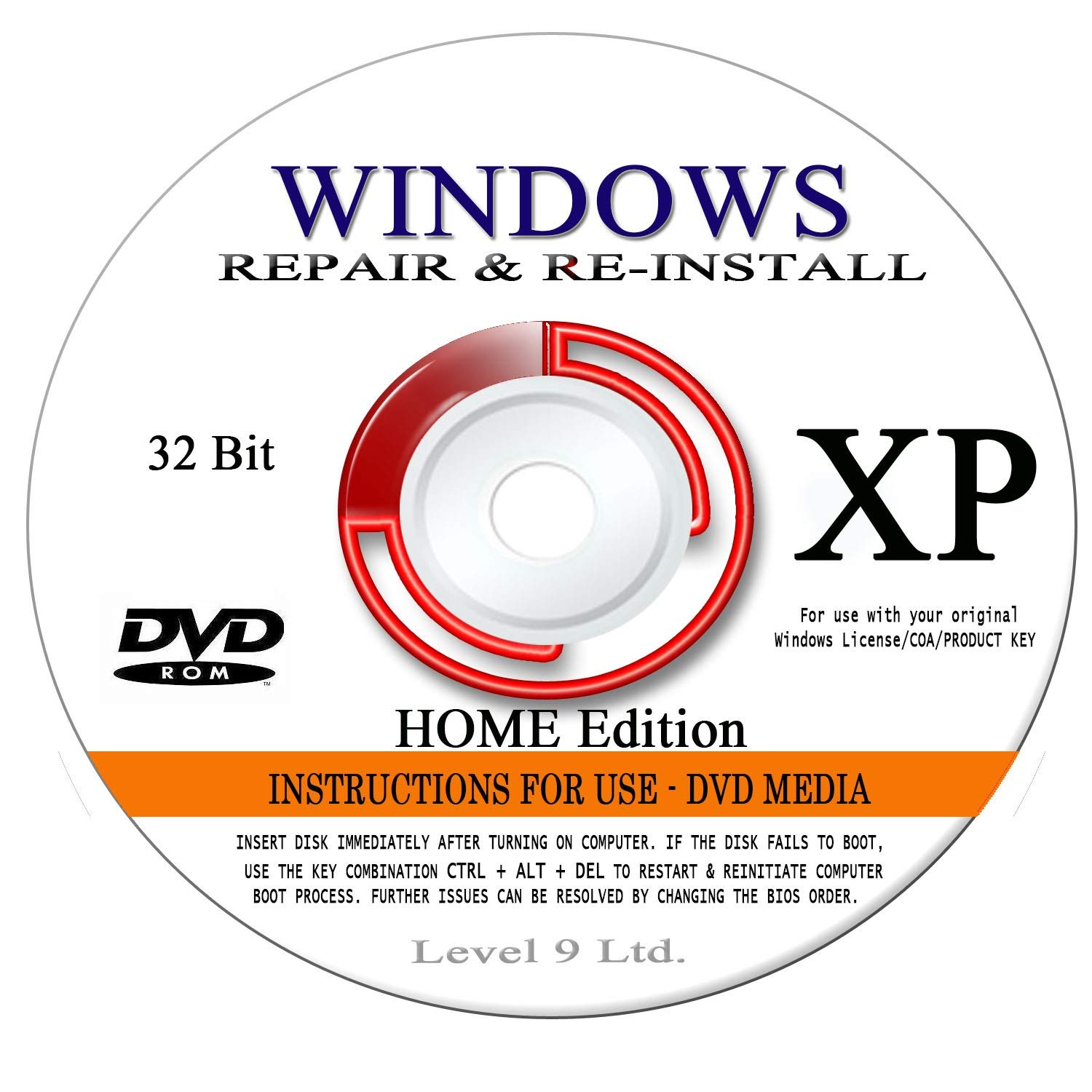 Asus recovery disk – guide for windows xp, vista, 7, 8.