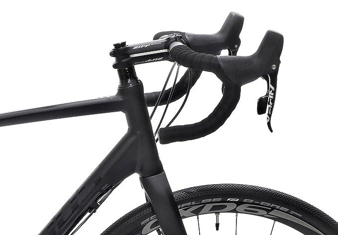 SERIOUS Grafix Pro - Bicicletas ciclocross - Negro Tamaño del Cuadro 50 cm 2017: Amazon.es: Deportes y aire libre