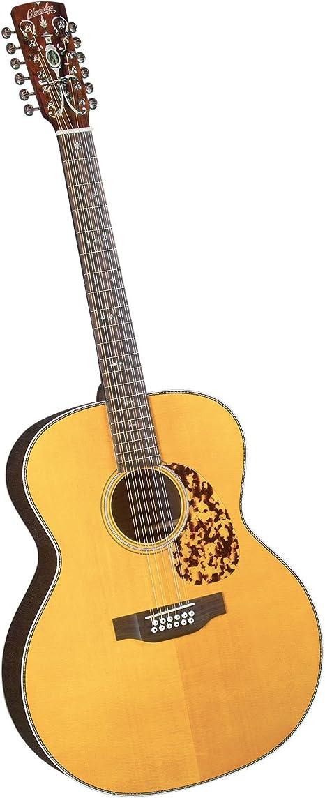 Blueridge Guitars BR-160-12 - Guitarra acústica con cuerdas ...