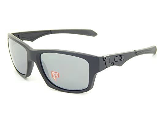 8a1a055cba ... usa oakley jupiter squared 9135 09 matte black black iridium polarized  sunglasses c5c00 159a9