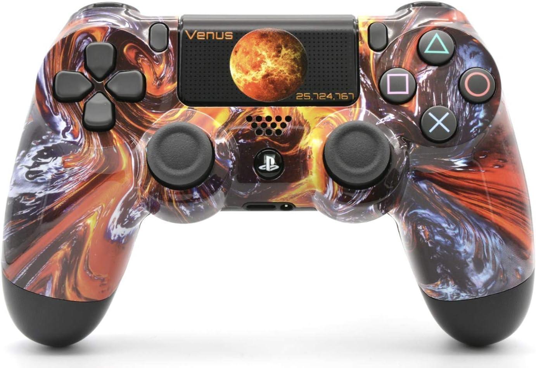 PS4 Custom UN-MODDED Controller Exclusive Unique Designs - Multiple Designs Available CUH-ZCT2U (Venus)