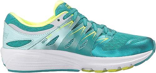 Saucony Zealot ISO 2 W, Zapatillas de Correr para Mujer: Saucony ...