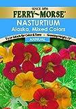 Ferry-Morse Nasturtium Alaska Mix Seeds (Annual)