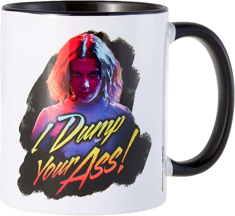11 oz Stranger Things FMG25291 Mug Metallique 315 ML
