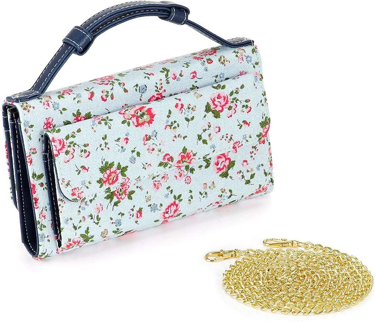 Women Handbag Wallet Ladies...