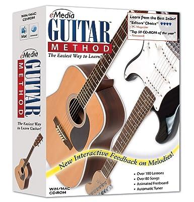 Amazon.com: eMedia Guitar Method v5 [Old Version]