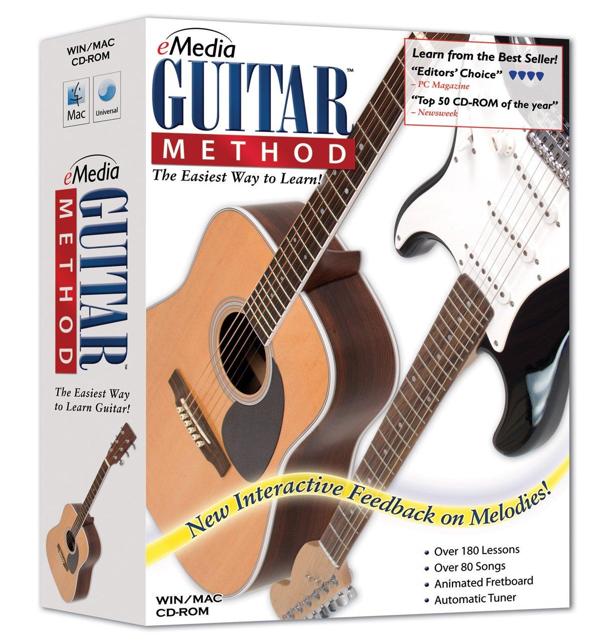 eMedia Guitar Method v5 [Old Version] by eMedia