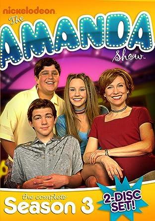 Amazon.com: The Amanda Show: Season 3 (2 Discs): Movies & TV