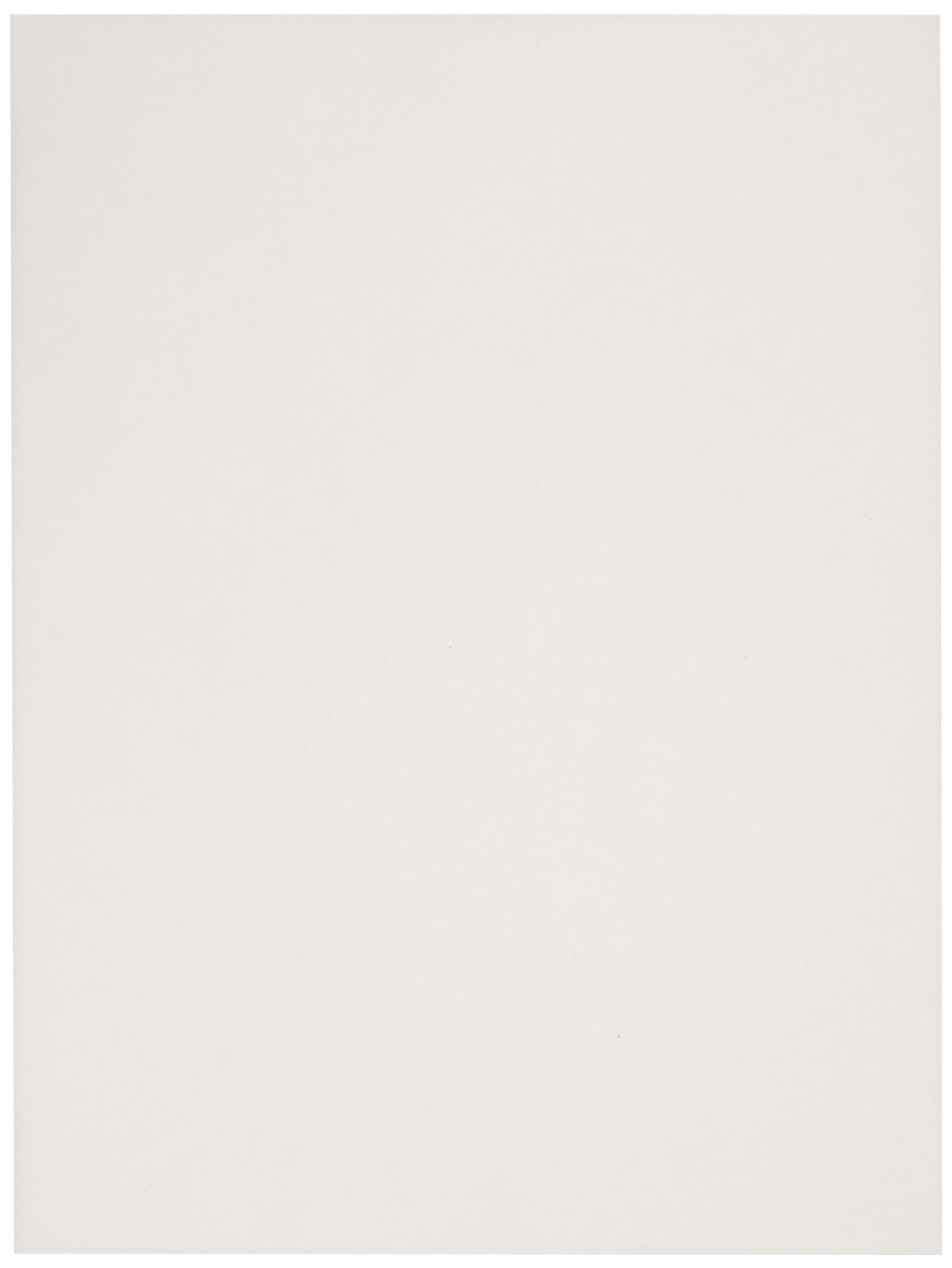Sax Sulphite Drawing Paper, 70 lb, 9 x 12 Inches, Extra-White, Pack of 500 - 206309 by Sax