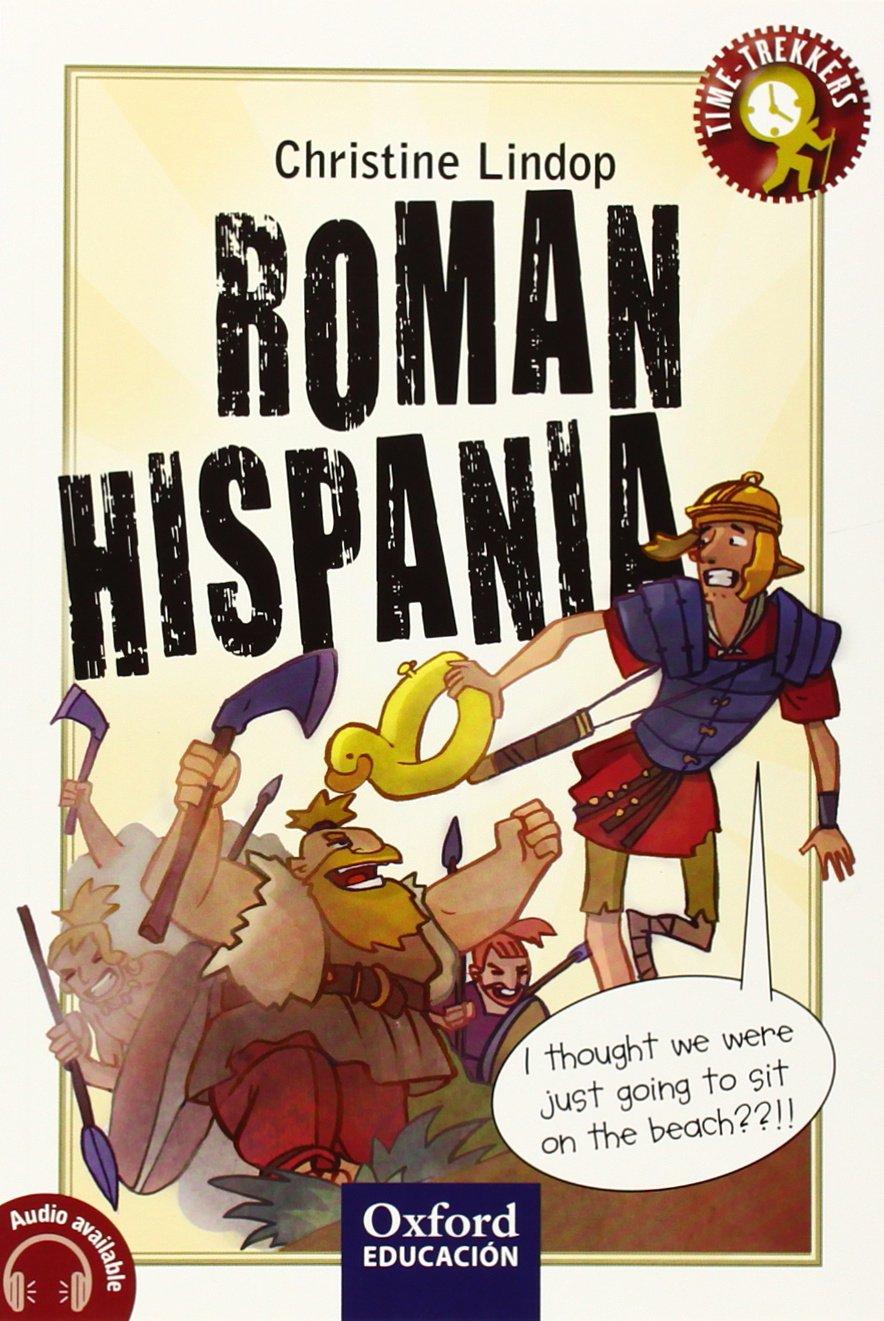 Roman Hispania (Trekkers) - 9788467377828