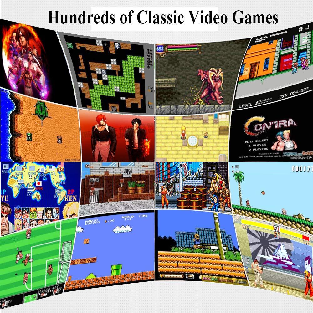 Pokeman Retro Video Game Console, Mini Classic Console HDMI HD Output TV Video Game System by Pokeman (Image #3)