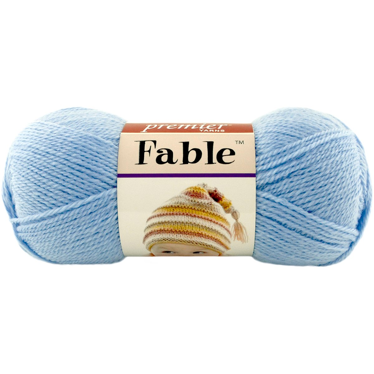 Premier 1030-35 Fable Yarn, Peter and The Wolf, Multicolor