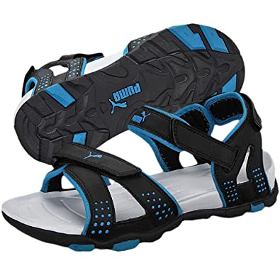 bf78705d9a2e Puma Men s Marcus Ind. Athletic   Outdoor Sandals  Buy Online at Low Prices  in India - Amazon.in